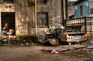 old brewery car | by _Luthien_