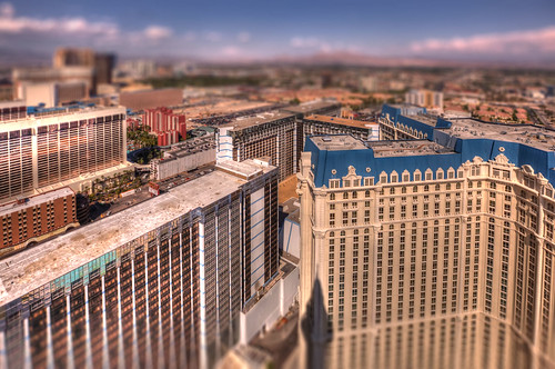 tilt-shift-vegas-hdr-image (3) | by maskirovka77