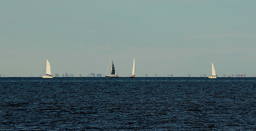Sailboat Horizon | by hpaich