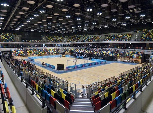 handball arena 2012 | by chrisdb1