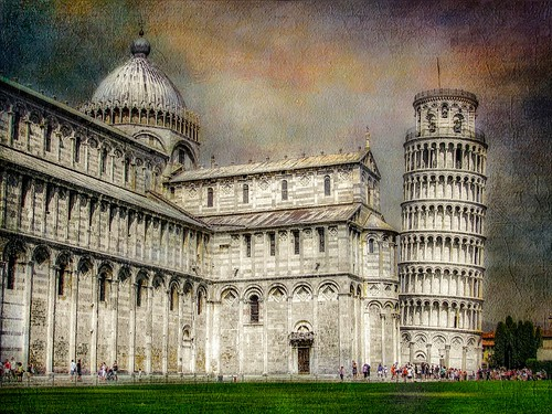 Pisa | by DaraDPhotography