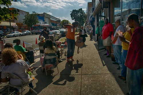 Parking Day in Germantown 2012 #8 | by garyreed