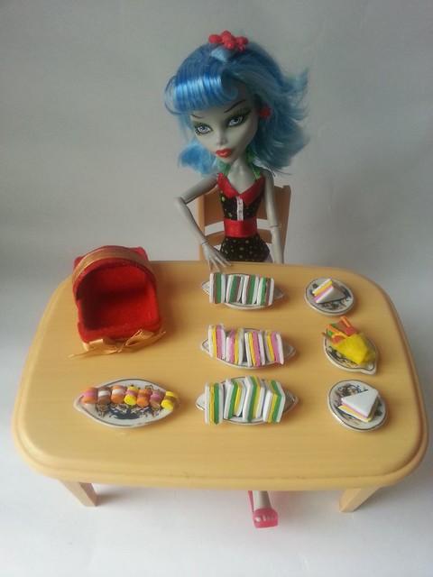 Monster High Doll Food Flickr Photo Sharing
