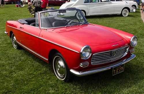 peugeot 404 cabriolet 1963 car interior design. Black Bedroom Furniture Sets. Home Design Ideas