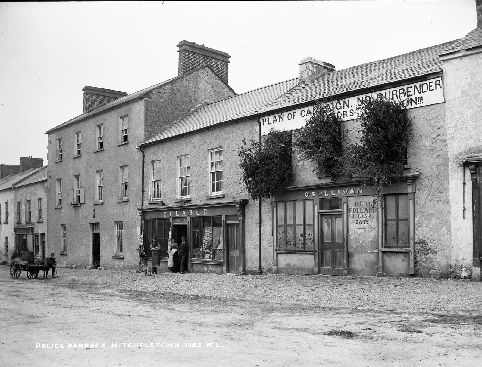Mitchelstown Eviction Resistance at O'Sullivans! | by National Library of Ireland on The Commons
