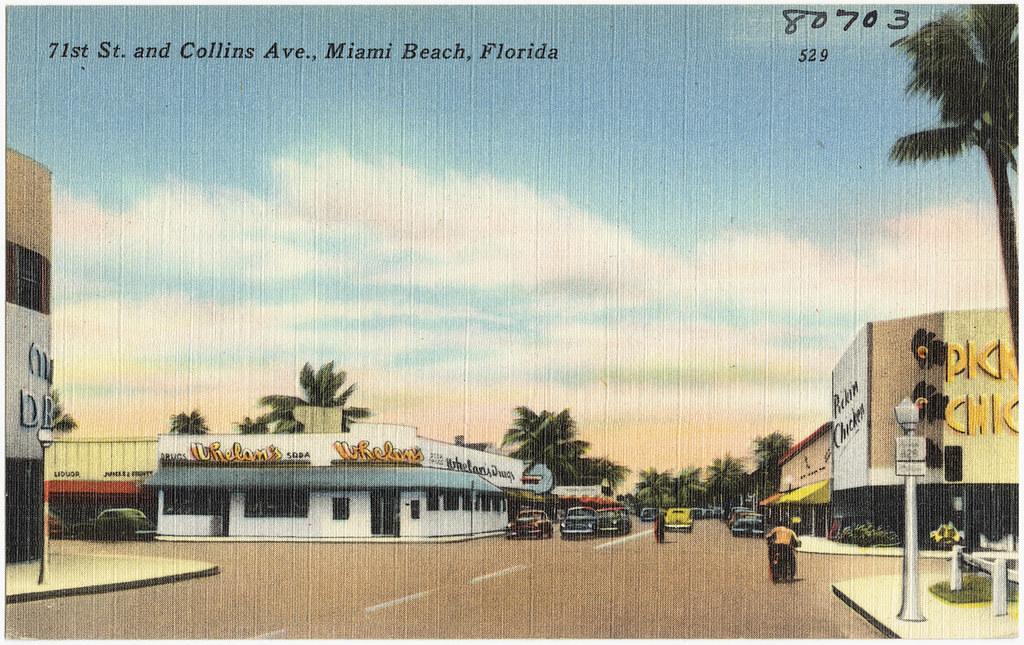 Collins Ave Miami Beach