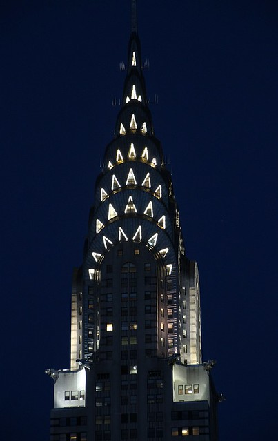 Chrysler Building at Night | Flickr - Photo Sharing!