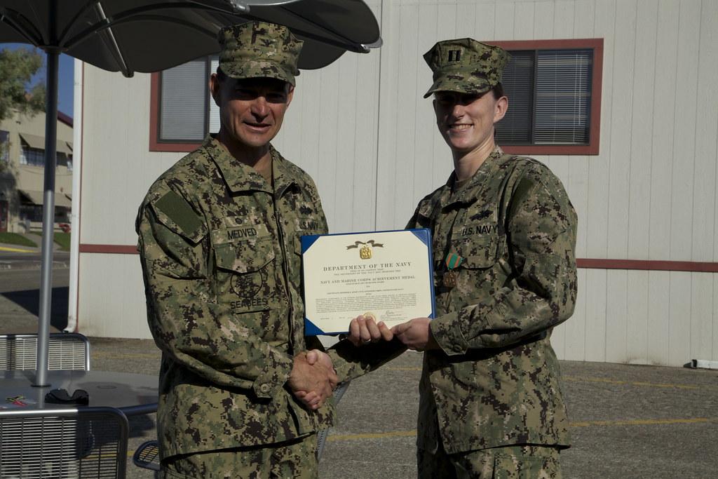 Lieutenant Jennifer E. Knop, Civil Engineer Corps, United … | Flickr