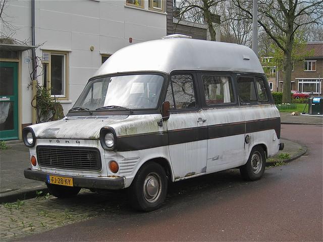 ford transit campervan 1978 flickr photo sharing. Black Bedroom Furniture Sets. Home Design Ideas