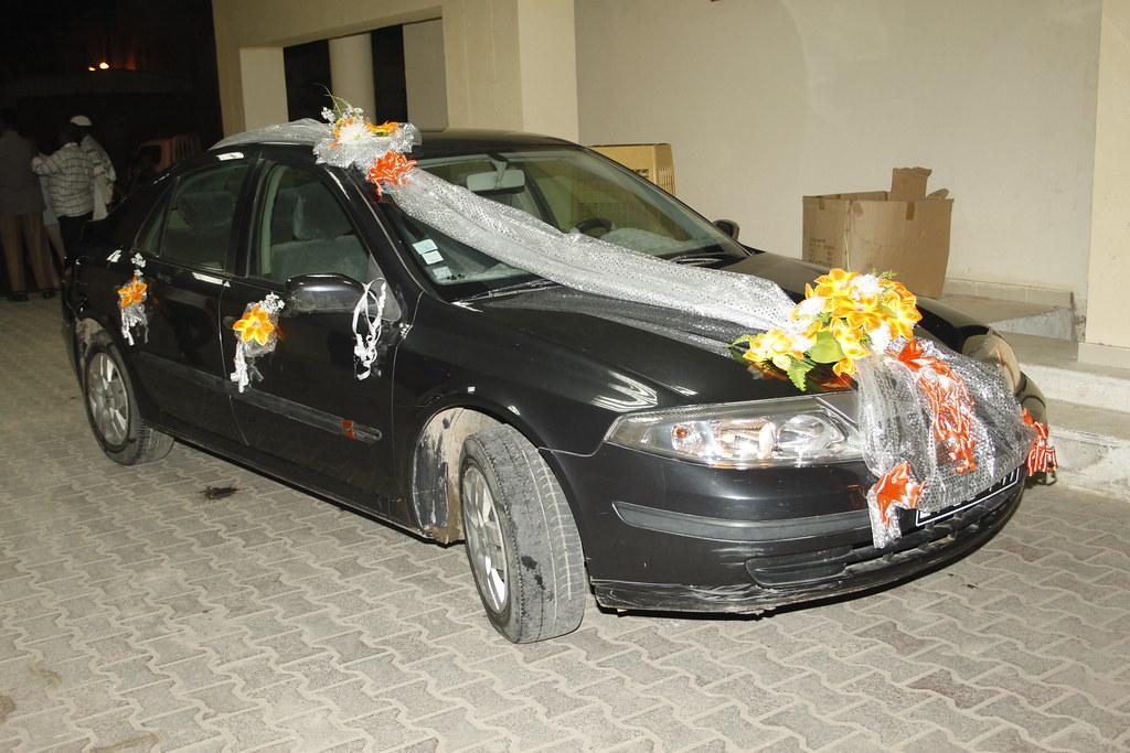 Car Decoration In Djibouti Djibouti Napoleon24h Wedding Flickr