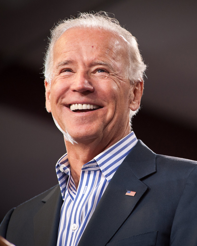 Vice President Joe Biden Campaign Headshot | Photo by ...