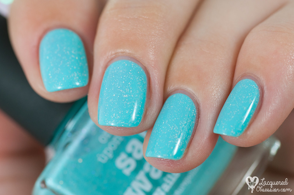 Picture Polish Salt Water Nail Art Lacqueredobsess Flickr