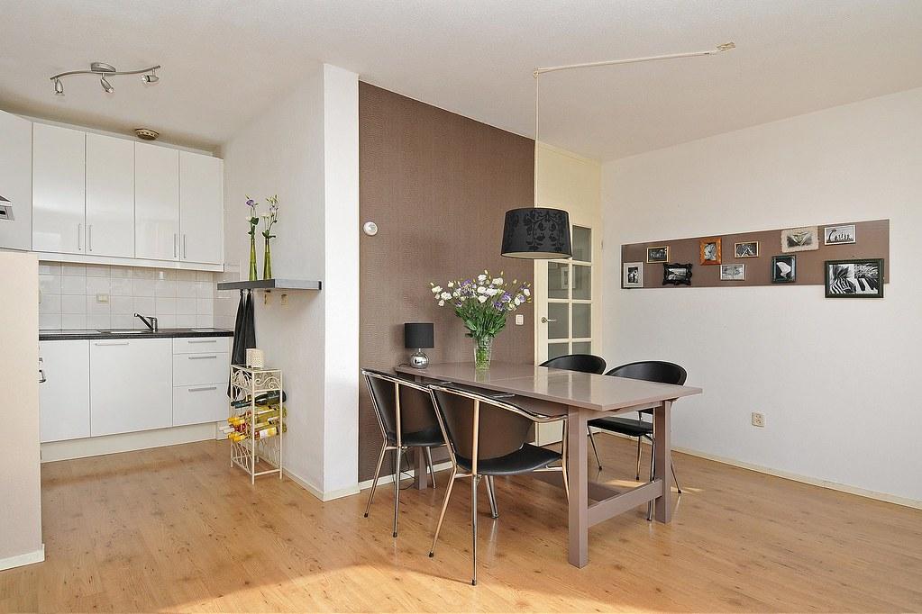 Lovely keuken met eethoek keukens apparatuur