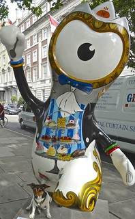 London Olympic Games 2012 Mascots Wenlock and Mandeville | by anthonyfalla