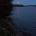 Full moon, Lake Barkley, KY