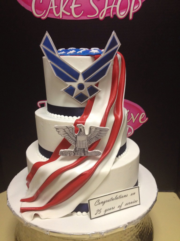 Air Force Cake Exclusive Cake Shop Flickr