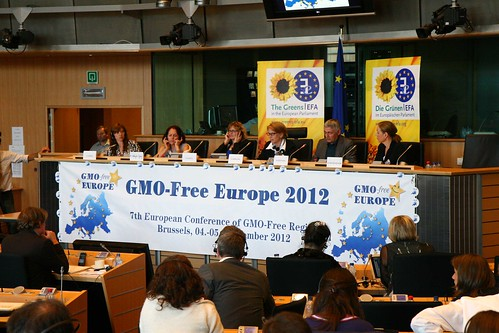 GMO-free Europe Conference 2012 | by greensefa