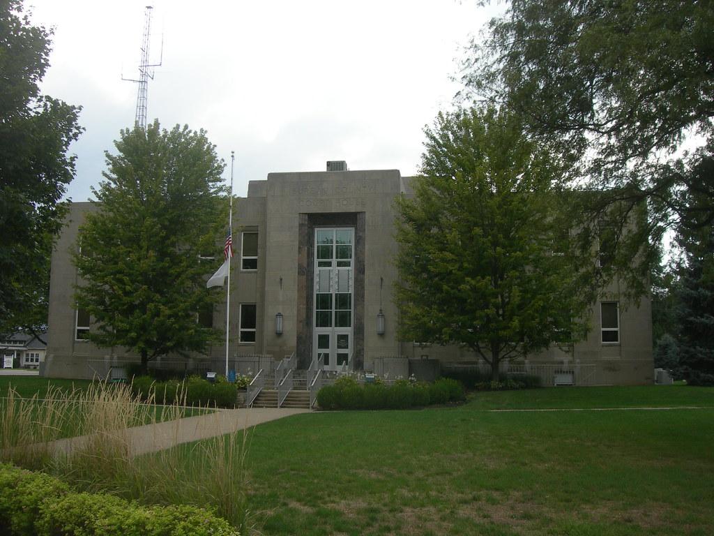 Illinois bureau county princeton - Bureau County Courthouse By Jimmywayne Bureau County Courthouse By Jimmywayne