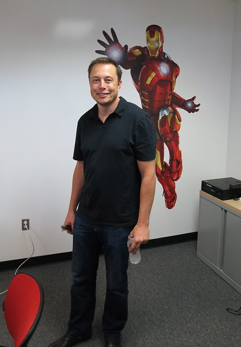 Iron Man in Texas | by jurvetson