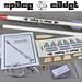 Space Cadet Rocket Kit (Parts)