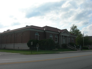 Laporte carnegie library laporte indiana constructed in for Laporte library