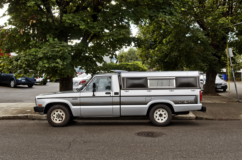 Mazda 3 Forum >> 1984 Mazda B2000 SE-5 | Portland, Oregon | Curtis Perry | Flickr