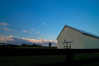 Central Kentucky barn. | by way opening