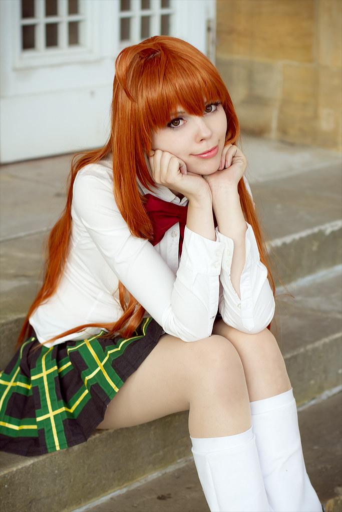 Aya Natsume Tenj Tenge  Me As Aya Natsume From Tenjo Ten  Flickr-4163