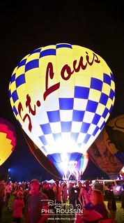 Ballon Glow | by Phil Roussin PBR Photos