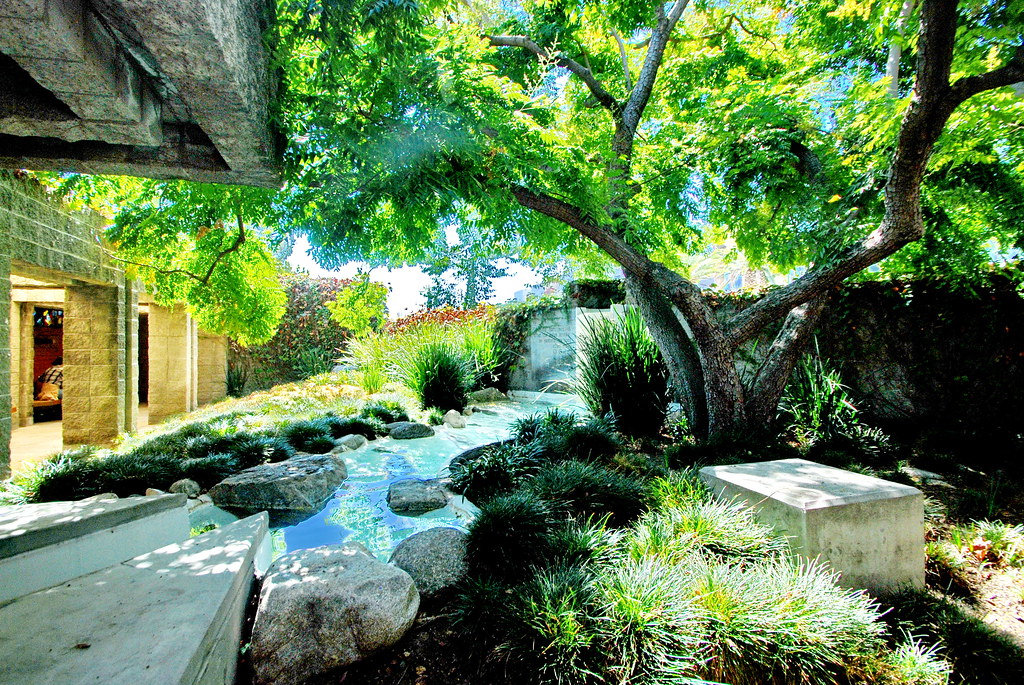 ... Fuller Seminary Prayer Garden | By Michael Locke