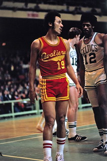 Lenny Wilkens | by Cavs History