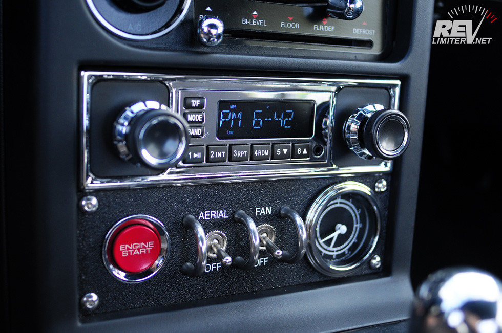 Looking for Retro stereo, or at least something that won't