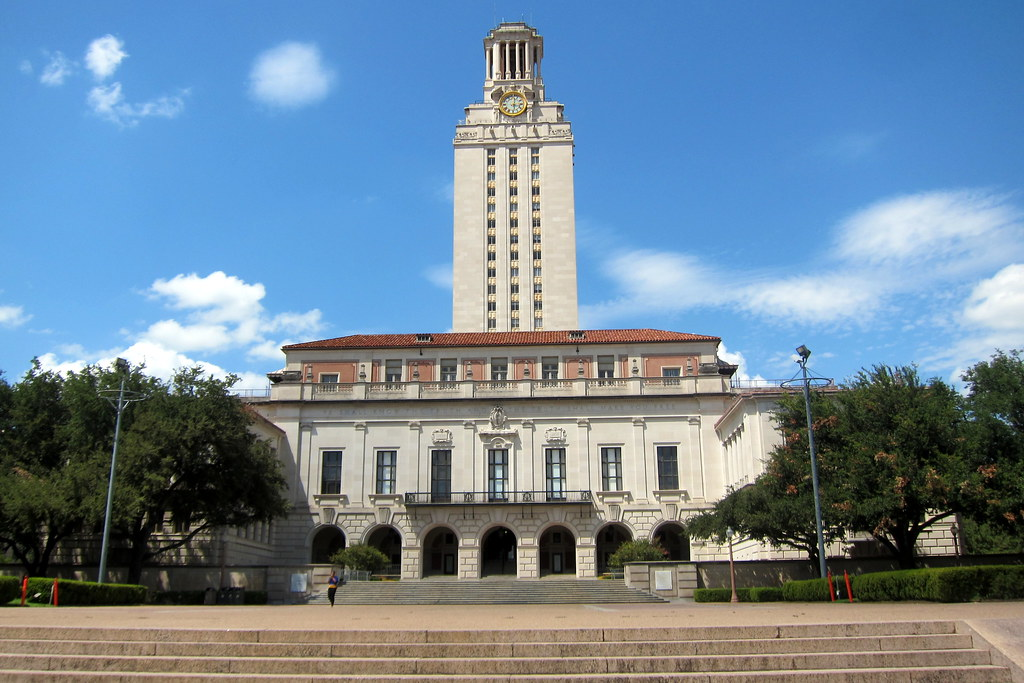 University Of Texas Organizational Chart: Austin - UT: Main Tower | The Main Building known colloquiau2026 | Flickr,Chart