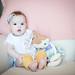 Clara five months