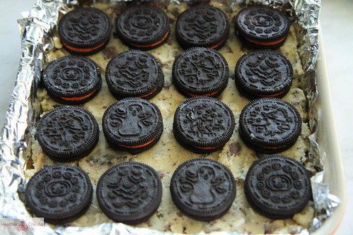 Halloween Slutty Brownies | by Heather Christo