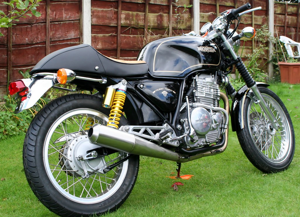 Honda Gb 500 Tt Clubman These Are One Of The Rarest