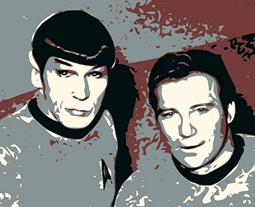 spock & kirk Remember | by galxy qwstr