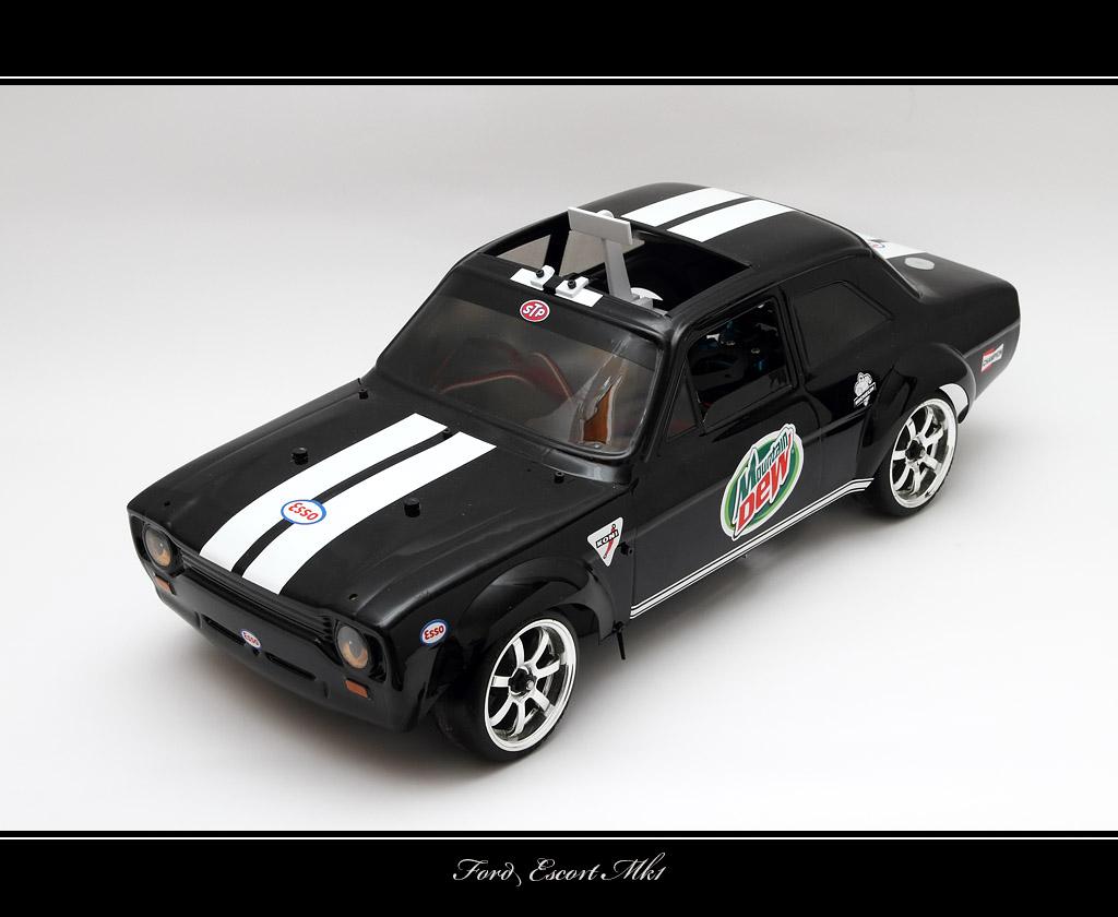 Ford Drift Car