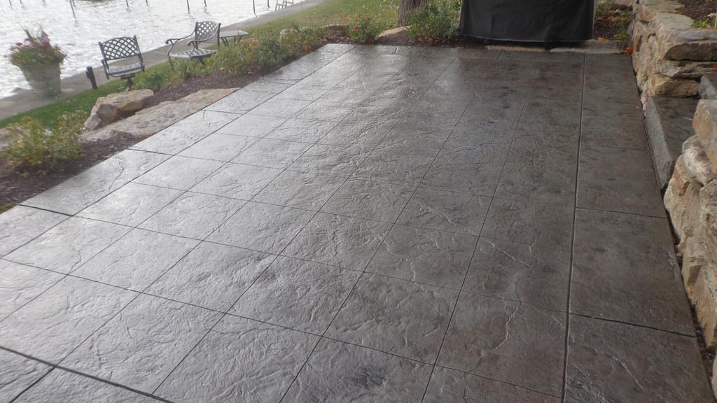 Spray On Concrete Paint
