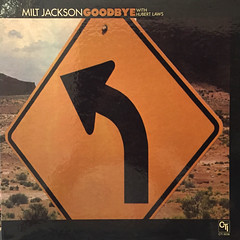 MILT JACKSON:GOODBYE(JACKET A)
