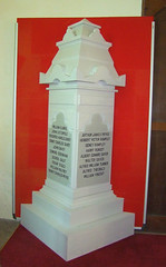 facsimile war memorial
