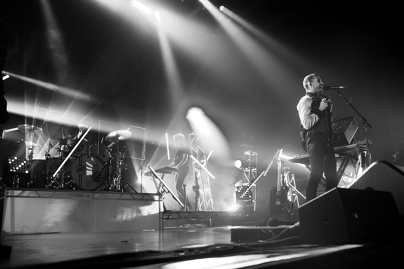 M83 @ The Pageant