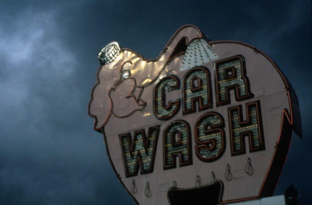 Pink Car Wash Games