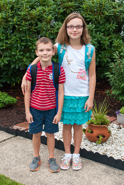 First Day of School 2016