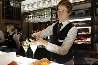 The Paul Hamlyn Hall Champagne Bar © ROH 2012 | by Royal Opera House Covent Garden