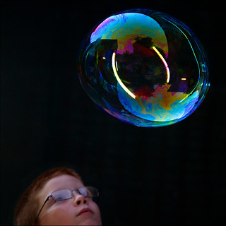 the boy in the bubble | by rita vita finzi