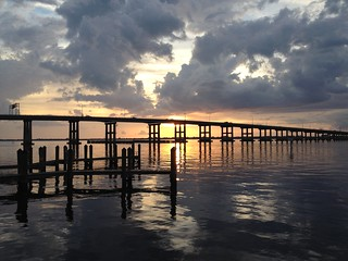 Fort Myers River District at Sunset | by Erin *~*~*