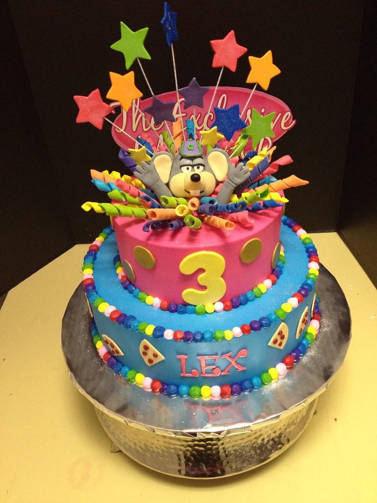 Chuck e Cheese Cake Exclusive Cake Shop Flickr