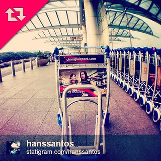 One of more than 10,000 free trolleys for passenger use, from @hanssantos! Tag your own #ChangiAirport photos and we might repost it! #feelingisfirstclass #trolleys #terminal2 #singapore #SIN #sg #instagram #instagram_sg #instagramsg #sginstagram #instaSG | by Fans of Changi