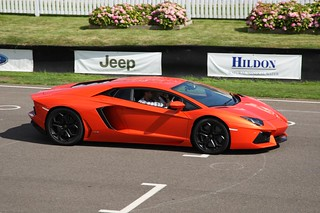Saywell supercar day 2012 goodwood | by richebets